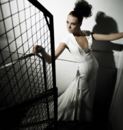 Creative bridal fashion shoot by tuckys photography